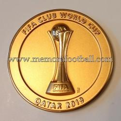 Medalla 2019 FIFA Club...