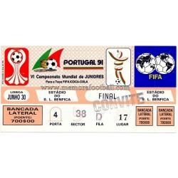 1991 FIFA World Youth...