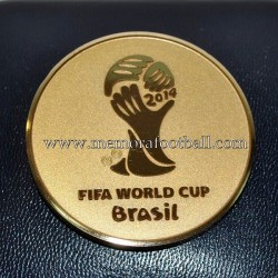 2014 FIFA World Cup Official Participant Medal