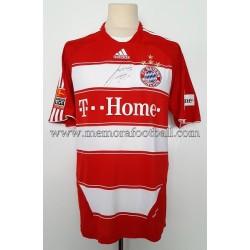 LUCA TONI Bayern München...
