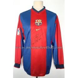 PHILLIP COCU FC Barcelona...