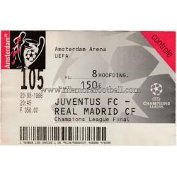 1998 UEFA Champions League...