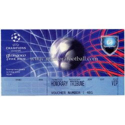 2002 UEFA Champions League...