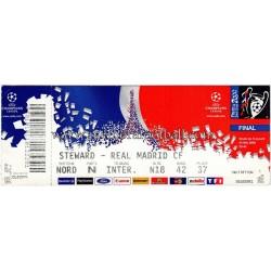 Entrada Final UEFA...