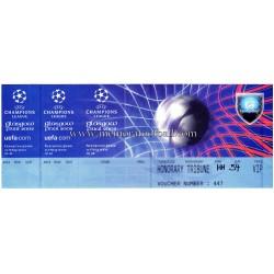 Entrada VIP Final UEFA...