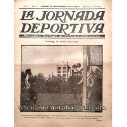 LA JORNADA DEPORTIVA...