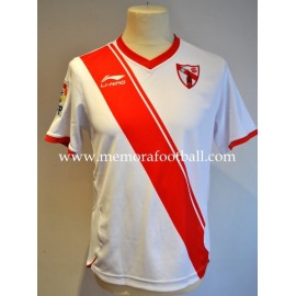 Sevilla Atlético nº9 LFP 2011/2012 match worn shirt