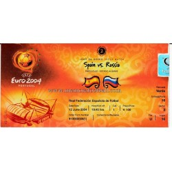 Spain vs Russia 2004 UEFA...
