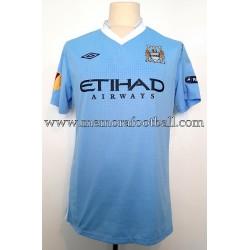 DE JONG Manchester City...