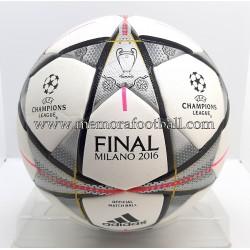 Balón Adidas FINAL MILANO...
