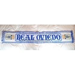 Bufanda del Real Oviedo