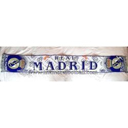 Bufanda del Real Madrid CF,...
