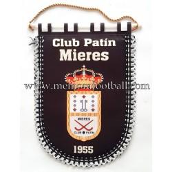 Banderín del CLUB PATÍN MIERES