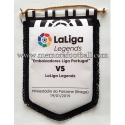 Banderín LA LIGA LEGENDS vs...
