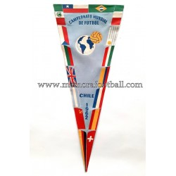 Banderín Campeonato Mundial...