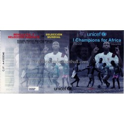 I CHAMPIONS FOR AFRICA...