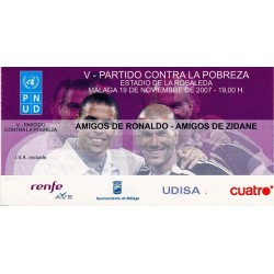 AMIGOS DE RONALDO vs AMIGOS...