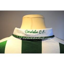 Córdoba CF Nº15 LFP circa 2000, match worn shirt