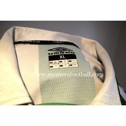 Córdoba CF Nº15 LFP, alrededor del 2000, match worn shirt