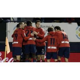 """""""DE LAS CUEVAS"""" At. Osasuna LFP 2012-13"""