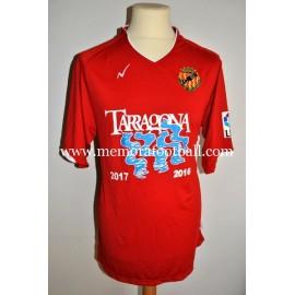 """RUBEN NAVARRO"" Nastic de Tarragona 2009/10"
