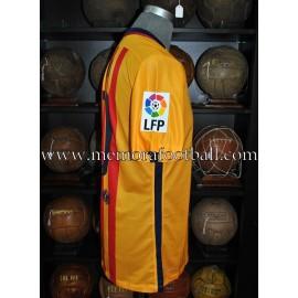 """MESSI"" FC Barcelona 2015-2016 match unworn shirt"