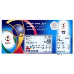 GERMANY v USA 2002 FIFA...