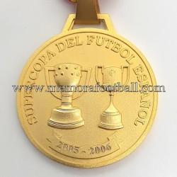 Medalla FC Barcelona...