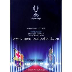 Programa FC BARCELONA v FC...