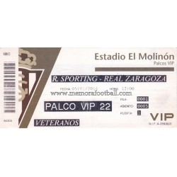 Sporting de Gijón v Real...