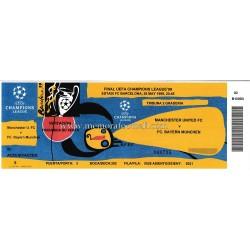 1999 UEFA Champions League...