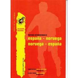 España - Noruega...