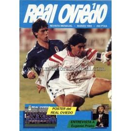 Revista REAL OVIEDO Marzo 1993