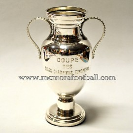 REAL MADRID CF Copa de Europa de Clubes 1956