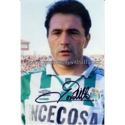 RAFAEL GORDILLO Real Betis...