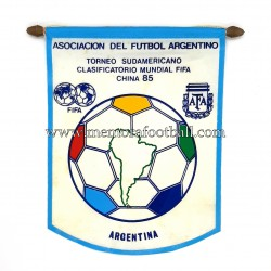 Banderín ARGENTINA Torneo...