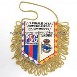 Banderín PSG vs DEPORTIVO...