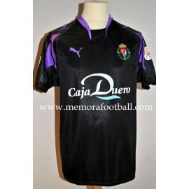 """""""J. Baraja"""" Real Valladolid 2008/09"""
