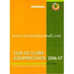 Clubes Sudamericanos...