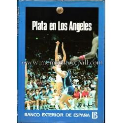 Plata en Los Ángeles, 1984