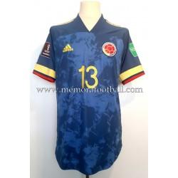 YERRI MINA Colombia FIFA...