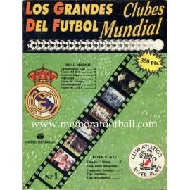 Los grandes Clubes del Fútbol Mundial, Nº1