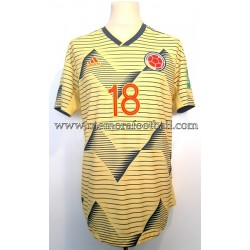 FRANK FABRA Colombia  FIFA...