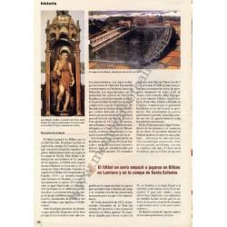 Historia de San Mamés, La Catedral