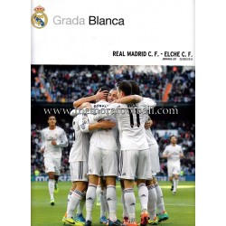 Real Madrid CF vs Elche CF...