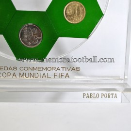 Colección Oficial de monedas del Campeonato Mundial España 1982