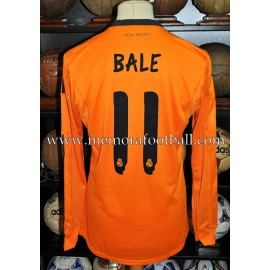 """BALE"" Real Madrid CF LFP 2013-14"