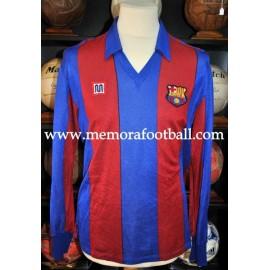 FC Barcelona Copa UEFA 1986-87