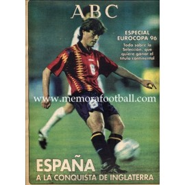 ABC Suplemento UEFA Euro 1996
