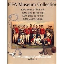 """""""FIFA Museum Collection"""" 1000 años de Fútbol"""
